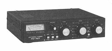 Yaesu FC-707 Related Products